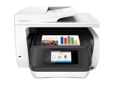 HP Officejet Pro 8725 All-in-One - imprimante multifonctions (couleur)