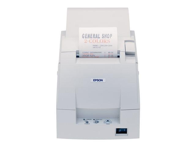 Image of Epson TM U220A - receipt printer - colour - dot-matrix