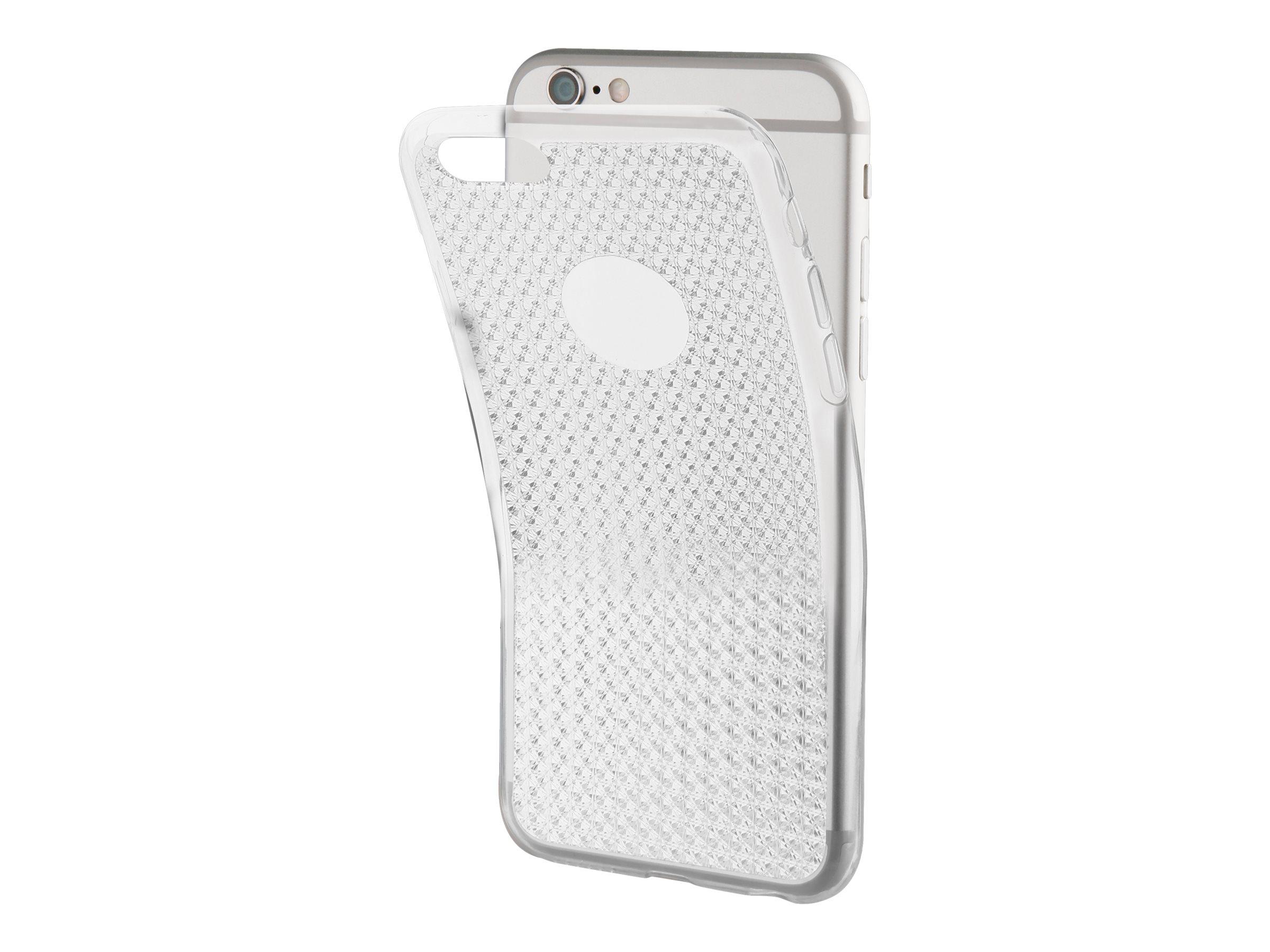 MUVIT LIFE - Coque de protection pour iPhone 7 Plus - transparent - kalei
