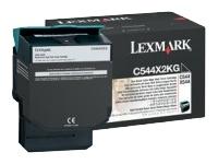 Lexmark Cartouches toner laser C544X2KG