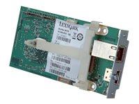 Lexmark, MarkNet N8120 Giga Ethernet Print Server