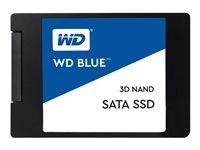 WD Blue 3D NAND SATA SSD WDS100T2B0A - Unidad en estado sólido - 1 TB