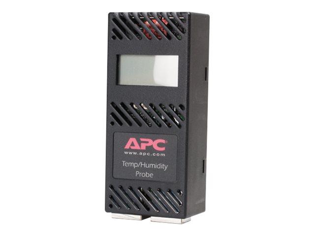 Apc Ap9520th Temperature Amp Humidity Sensor With Dis