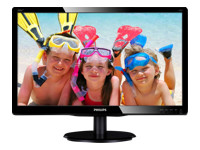 Philips Moniteurs LCD 200V4LAB2/00