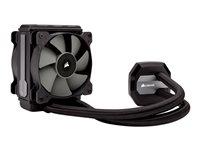 CORSAIR Hydro Series H80i v2 High Performance Liquid CPU Cooler - Sistema de refrigeración líquida del procesador - (para: LGA1156, AM2, LGA1366, AM3, LGA1155, LGA2011, FM1, FM2, LGA1150, LGA2011-3, LGA1151, LGA1200)