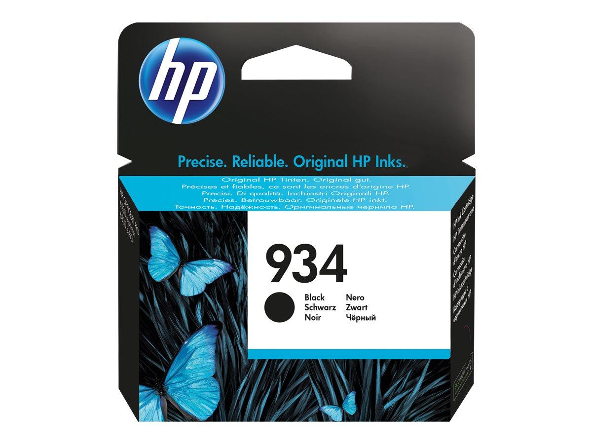 HP 934 - noir - originale - cartouche d'encre