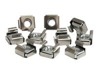 StarTech.com M6 Cage Nuts for Server Rack Cabinets