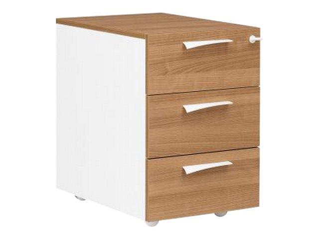 Gautier office XENON - Caisson - mobile - 3 tiroirs - différents coloris