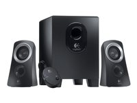Logitech Z-313 - Speaker system - for PC