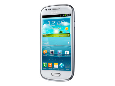 Samsung Galaxy S3 mini I8190 Blanco