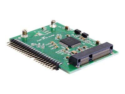 DeLOCK Converter mSATA SSD > IDE 44 pin - Řadič úložiště - mSATA - Ultra ATA/133