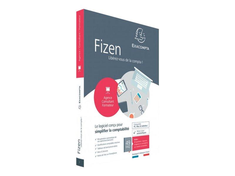 Fizen Agence / Consultant/ Formateur - ensemble de boîtes