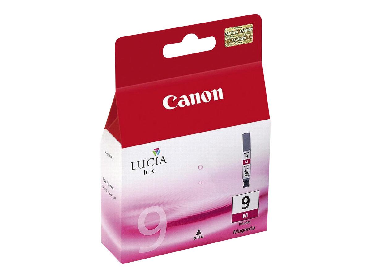 Canon PGI-9M - magenta - original - réservoir d'encre