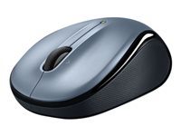 LOGITECH, Logitech Wireless Mouse M325 Silver