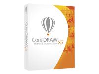 CorelDRAW Home & Student Suite X7 - ensemble de boîtes