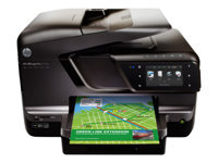 HP Officejet Pro 276dw MFP Multifunktionsprinter farve blækprinter