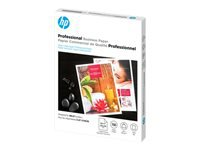 HP Inkjet Brochure Paper - Matte - Letter A Size (8.5 in x 11 in) - 180 g/m² - 48 lbs - 150 sheet(s) brochure paper - for Envy 50XX, 76XX; Officejet 52XX; PageWide Managed P77740; Photosmart B110, Wireless B110