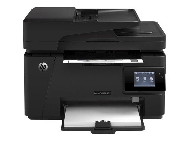 Image of HP LaserJet Pro MFP M127fw - multifunction printer ( B/W )