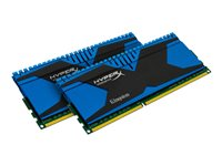DIMM DDR3 8Gb KVR KIN 2400 NO-ECC CL11 KIT DE 2 XMP