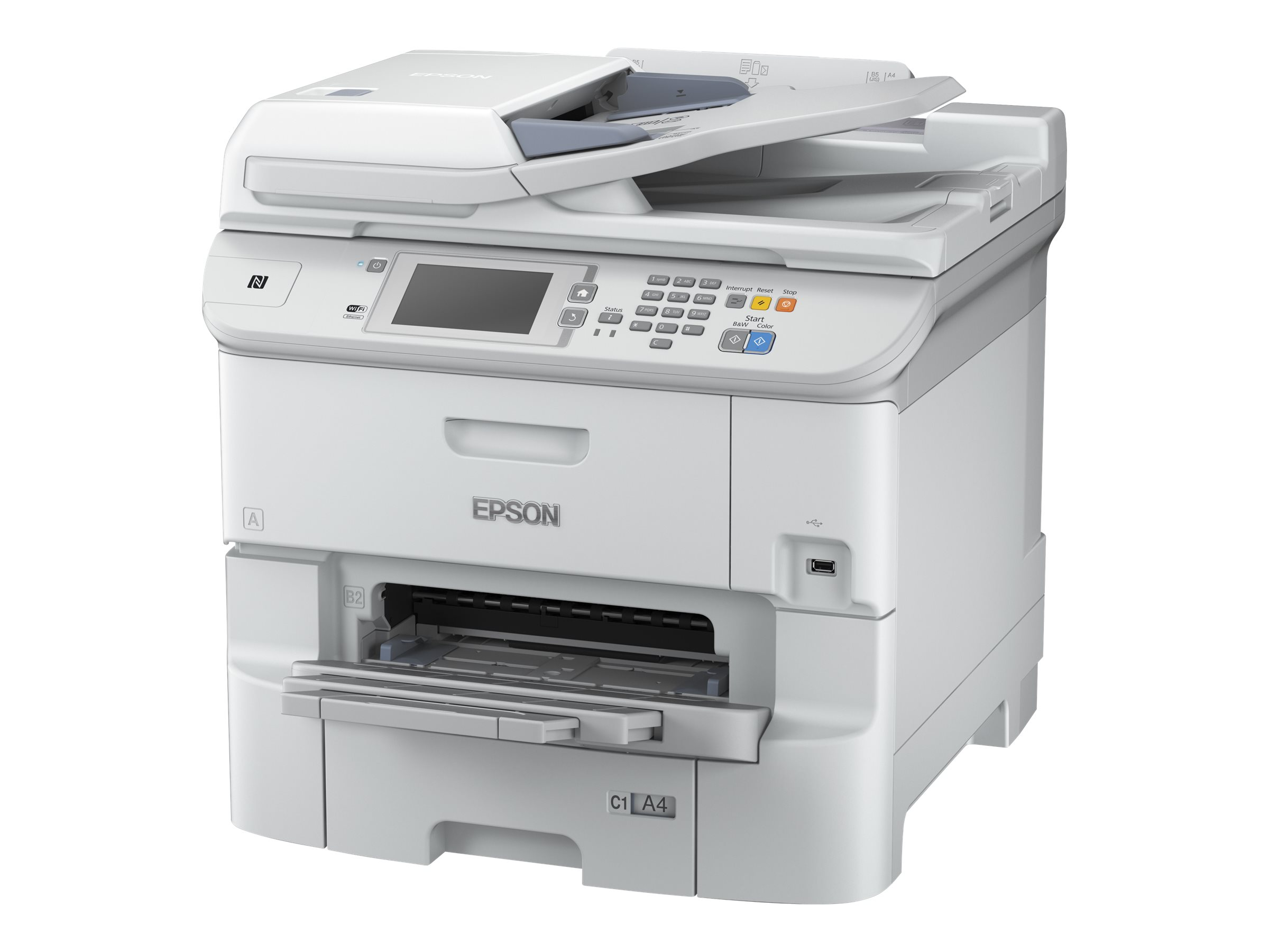 Epson WorkForce Pro WF-6590DWF - imprimante multifonctions ( couleur )