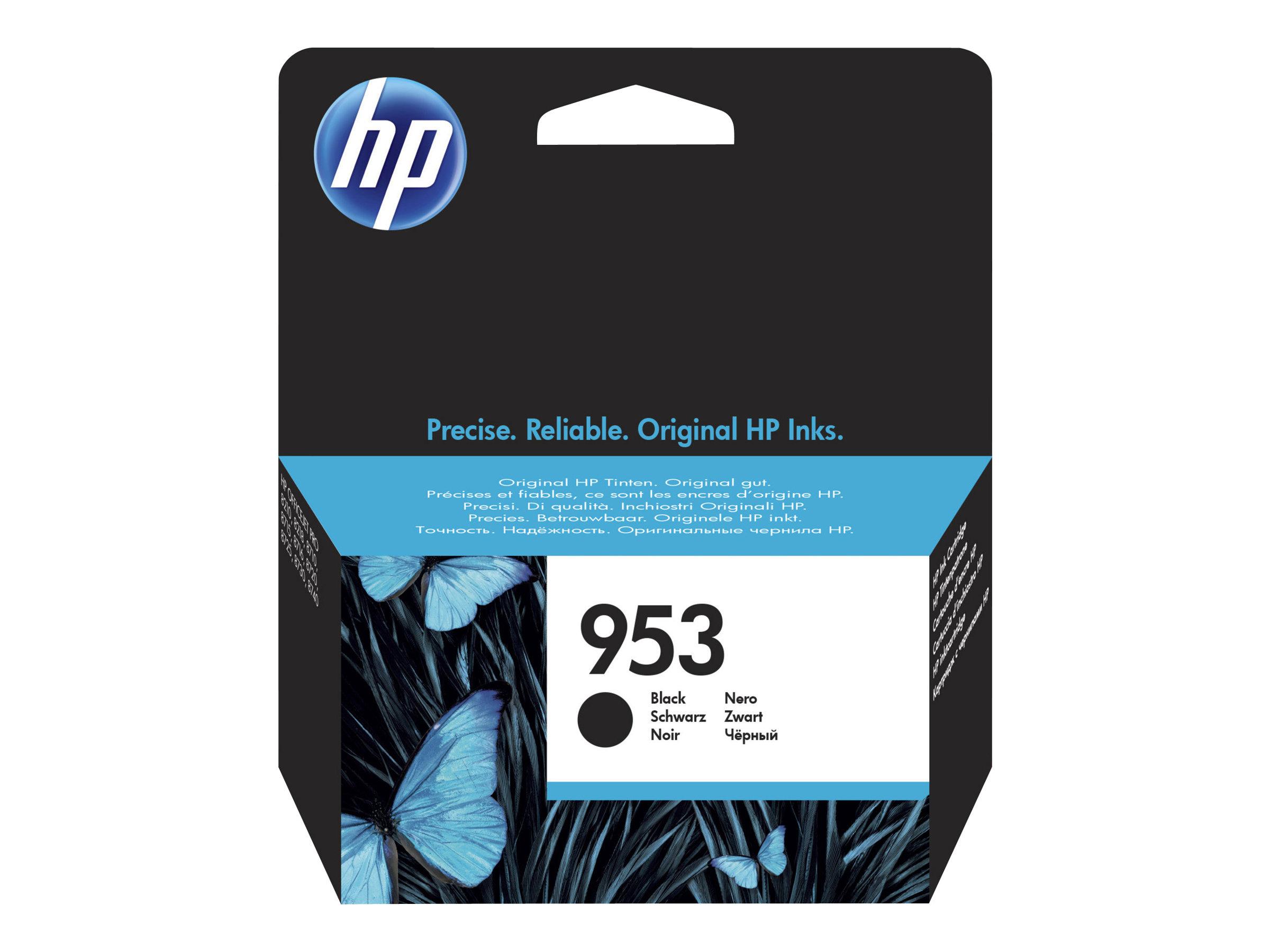 HP 953 - noir - originale - cartouche d'encre