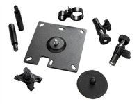 Surface Mounting Brackets for NetBotz Room Monitor Appliance or Camera Pod