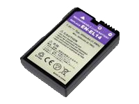 MicroBattery batterie de caméscope - Li-Ion