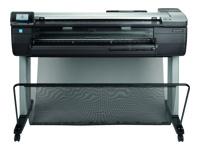 HP DesignJet T830 - imprimante multifonctions ( couleur )