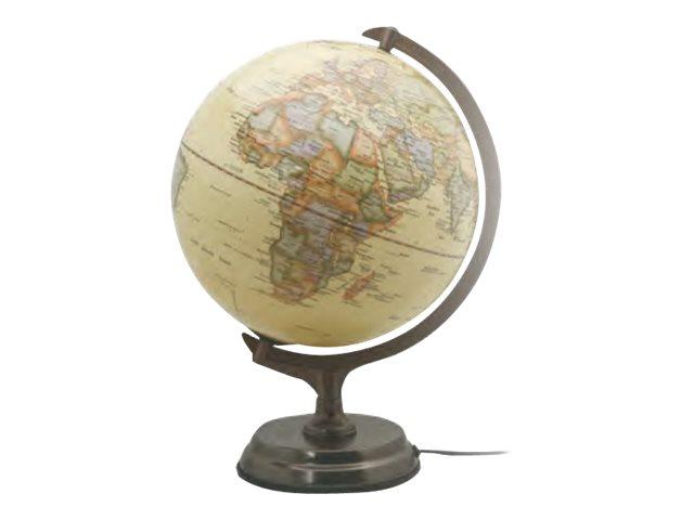 Sign globe