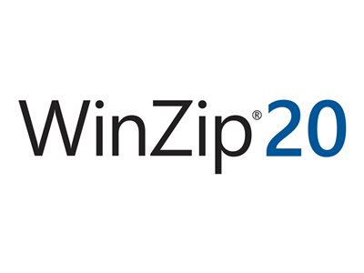 WinZip Standard - (v. 20) - licence - 1 uživatel - stažení - ESD - Win - angličtina