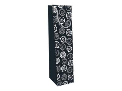 Clairefontaine Black & White - sac cadeau