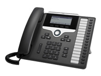 Cisco IP Phone 7861 VoIP-telefon SIP, SRTP 16 linjer