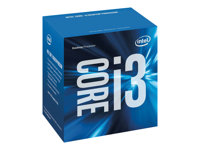 Intel Core i3 6100 - 3.7 GHz - 2 cores