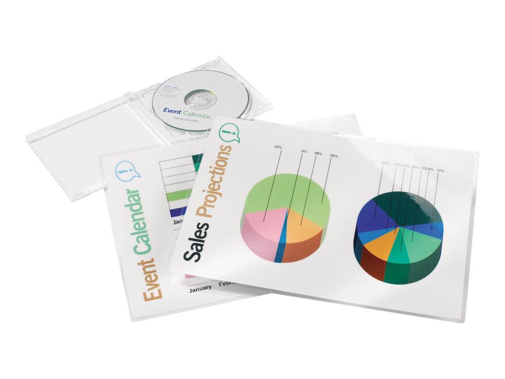 Rexel - pochettes plastifiées
