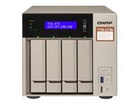 QNAP TVS-473e NAS server 4GB