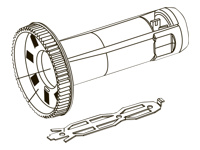 Intermec - plaque de bobine
