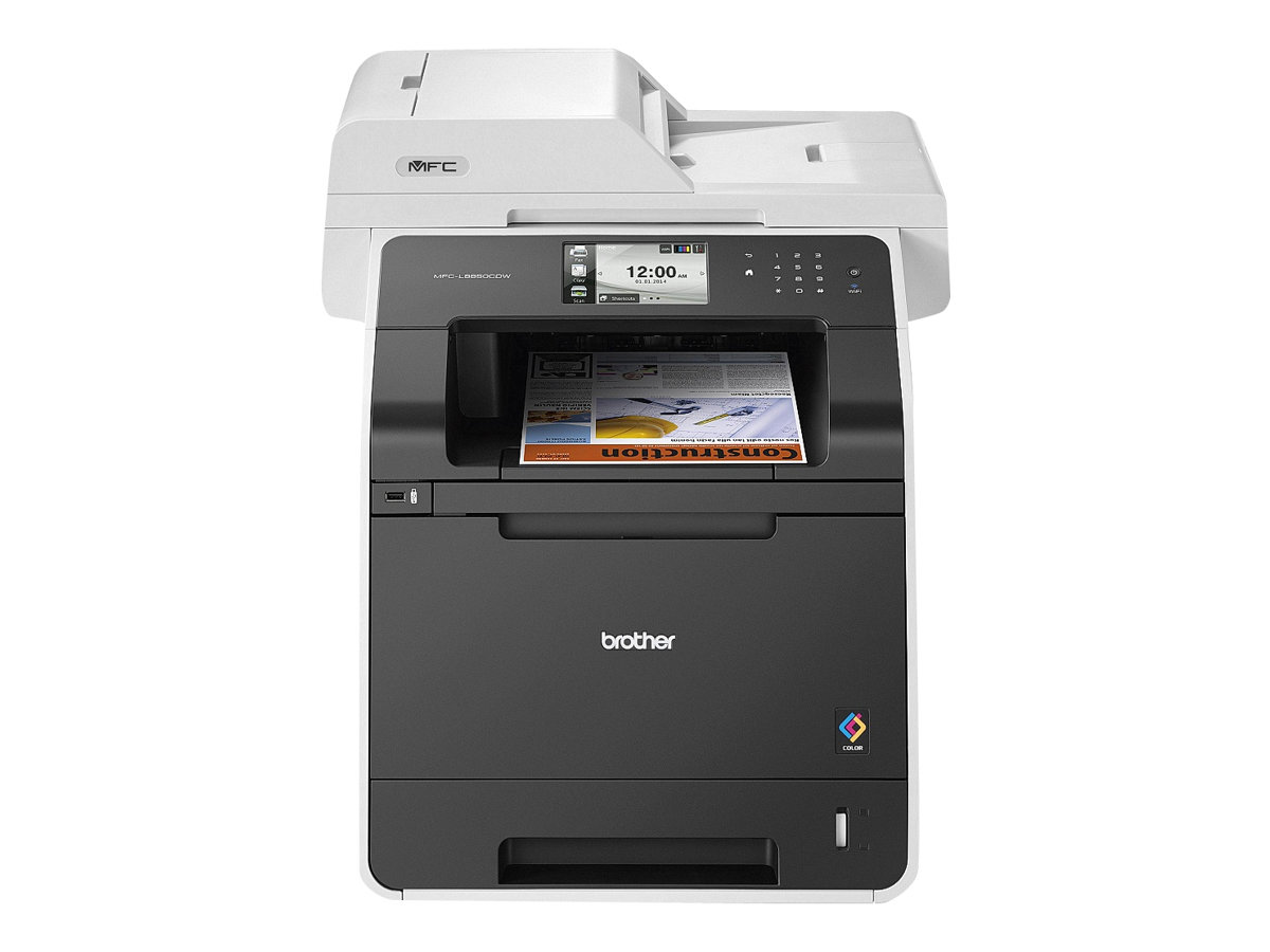 Brother MFC-L8850CDW - imprimante multifonctions ( couleur )