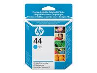 HP Cartucho de tinta Cian (n�44)51644CE