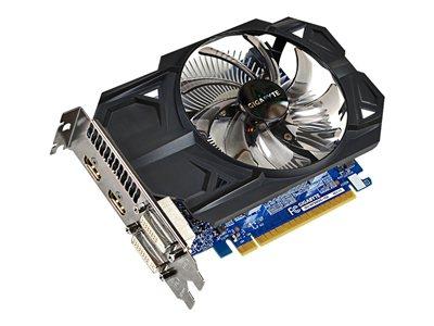 Tarjeta gráfica GeForce GTX750 OC 1GB DDR5 Gigabyte
