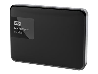 WD My Passport for Mac WDBJBS0010BSL