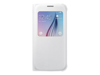 Samsung S View Cover EF-CG920P Flipomslag til mobiltelefon polyurethan
