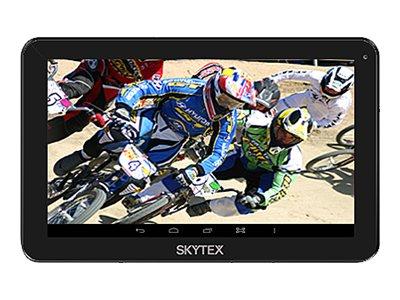 """Skytex SKYPAD 10s - Tablet - Android 4.2 (Jelly Bean) - 8 GB - 10.1"""" TFT (1024 x 600) - USB host - microSD slot - black"""