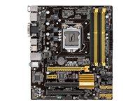 ASUS B85M-E - Motherboard - micro ATX