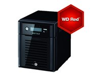 TeraStation 5400 Win Storage Server2012R2 - Workgroup license 8TB 4x 2TB RAID 0/1/5/JBOD WD RED