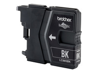 Brother LC985BK Sort original blækpatron