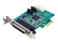 StarTech.com Cartes PEX4S952LP
