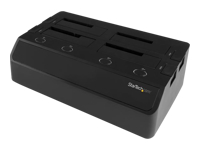 StarTech.com 4-Bay Docking Station for SSD & HDD