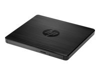 HP - Disk drive - DVD-RW - USB - external - for Chromebook 11 G7, 14A G5; Chromebook x360; ProBook 640 G5; ProBook x360; ZBook 14u G6
