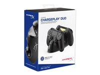 HyperX ChargePlay Duo Controller Charging Station - PS4 - HX-CPDU-A