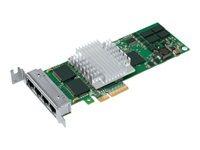 INTEL  PRO/1000 PT Quad Port LP Server AdapterEXPI9404PTLBLK